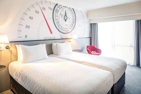 One Night Break at Mercure Dartford Brands Hatch Hotel