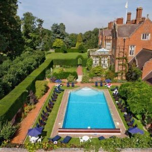 One Night Break at Tylney Hall