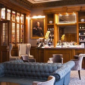 One Night Break at a Luxurious London Hotel