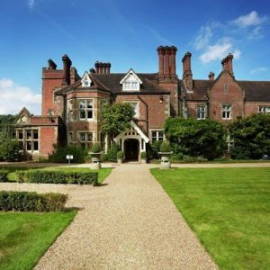 One Night Break with Dinner at Alexander House Hotel