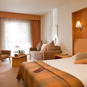 One Night Break with Dinner at Mercure London Staines Hotel