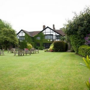 One Night Romantic Break at Cisswood House Hotel