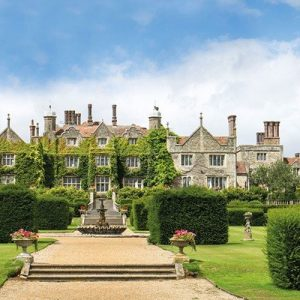 One Night Spa Break with Dining for Two at Champneys Eastwell Manor