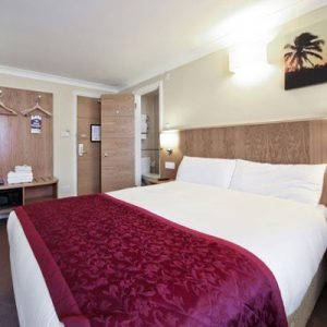 One Night Stay for Two at Best Western London Highbury