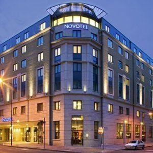 Overnight Escape for Two at Novotel London City South