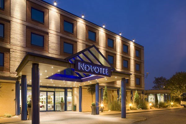 Overnight Escape for Two at Novotel London Heathrow