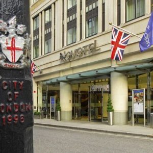 Overnight Family Break in London at a Novotel Hotel
