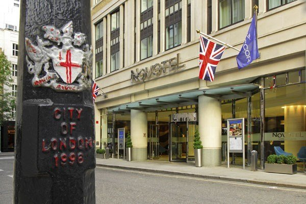 Overnight Family Break in London at a Novotel Hotel