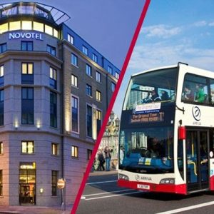 Overnight Family Escape with The Original Bus Tour Package at Novotel London City