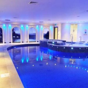 Overnight Spa Break for Two at Hempstead House Hotel and Spa