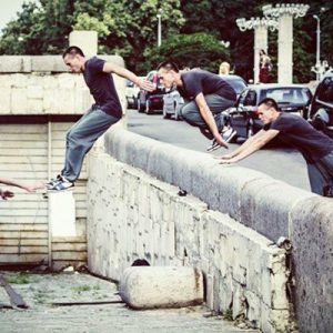 Parkour Course for One at London School of Parkour