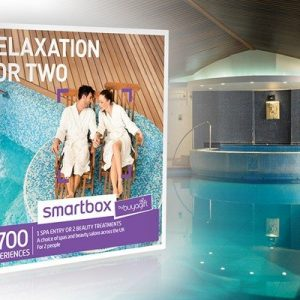 Relaxation for Two - Smartbox by Buyagift