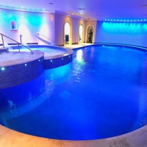 Romantic Spa Break for Two at Hempstead House Hotel and Spa