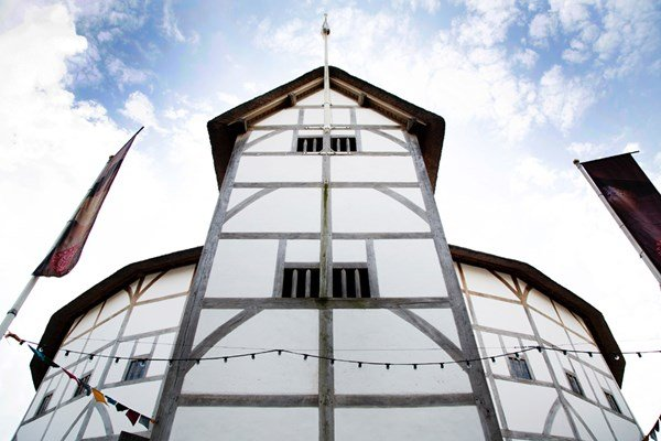 Shakespeare's Globe Guided Tour for Two