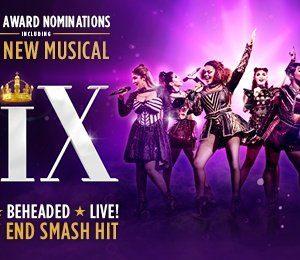 Six at New Victoria Theatre
