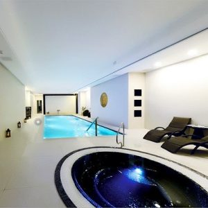 Spa Treat with Treatment and Fizz for Two at Montcalm London Shoreditch Hotel
