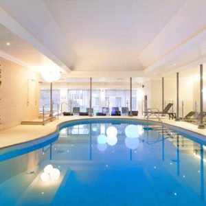 Spa and Afternoon Tea for Two at Crowne Plaza Felbridge Gatwick