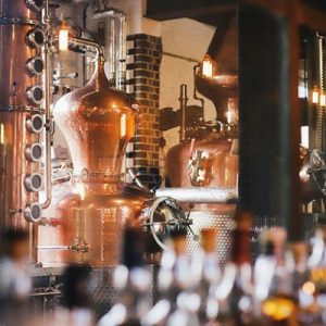 Spirit of Gin Tour and Tasting at East London Liquor Company for Two