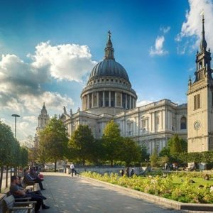 St Paul's Cathedral Visit for Two