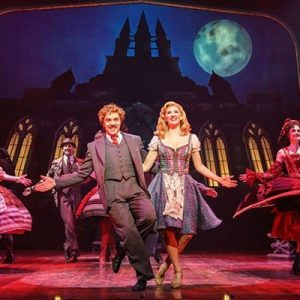 Stalls or Dress Circle Friday Night Theatre Show and London Hotel Break for Two