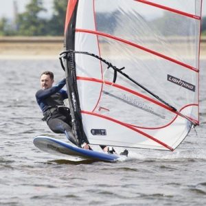 Start Windsurfing for Two in Berkshire (Two-Day Course)