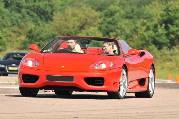 Supercar Driving Thrill for Two