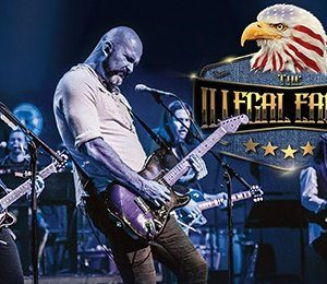 The Illegal Eagles at Richmond Theatre