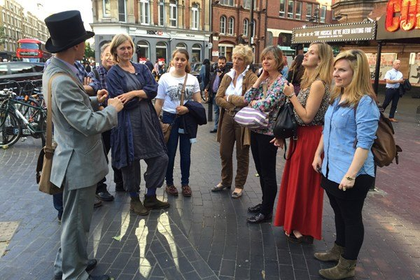 The West End Musical Theatre Walking Tour for Two