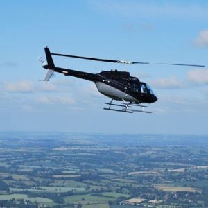 VIP Glimpse of London Helicopter Tour with Bubbly for Two