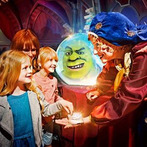 Visit to Shrek's Adventure with River Pass for Two - Special Offer