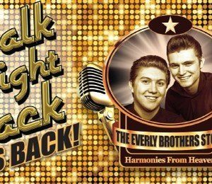 Walk Right Back - The Everly Brothers Story at Liverpool Empire