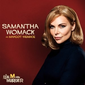 Samantha Womack joins Tom Chambers in Dial M For Murder
