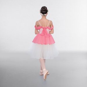 1st Position Draped Chiffon Romantic Tutu
