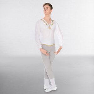 1st Position Embroidered Ballet Shirt