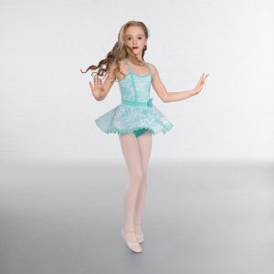 1st Position Lace Skirted Lyrical Dress
