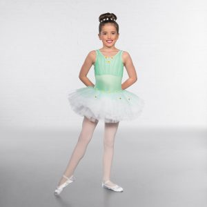 1st Position Ruched Bodice Daisy Tutu