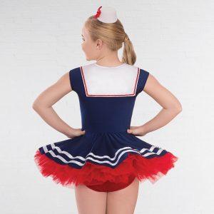 1st Position Sailor Dress with Hat