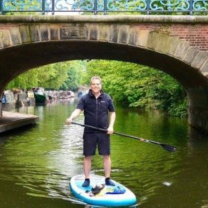 2 Hour Introduction to Paddleboarding - Group Trip in London