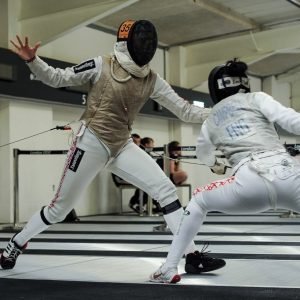 3 Hour Fencing Lesson In London