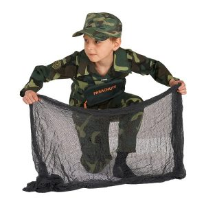 Army Boy Outfit Childs (Hat Not Included)
