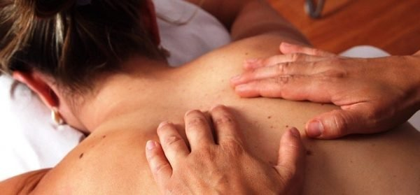 At Home Swedish Body Massage