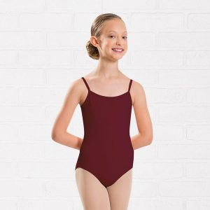Bloch Cotton High Front Leotard