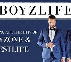 Boyzlife at Regent Theatre