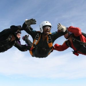 Cambridge Skydiving AFF Course - Level 1