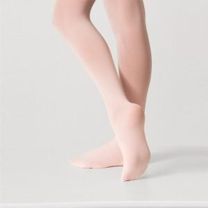 Capezio Adults Essentials Footed Tights - Ballet Pink