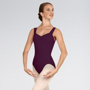 Capezio Tactel Wide Strap Leotard
