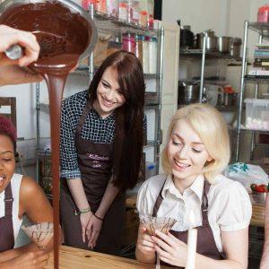 Chocolate Making Workshop In London