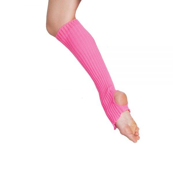 Colourful Leg Warmers