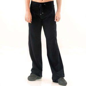 Cotton/Elastane Leisure Pants