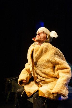 Emilio Iannucci (as Sheep). Photo by Alex Harvey Brown.